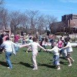 "Calling for the UVM Tolkien Club ""Springle Ring!""  We have dances for every occasion."
